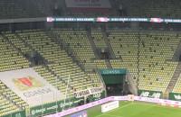 Lechia  Gdańsk: Otwierać stadiony!