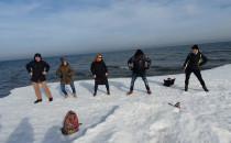 Salsa na lodzie w Rewie