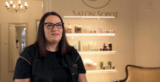 Zespół Salonu Sopot: Magda - kosmetyczka