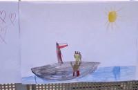 Przedszkolaki upamiętniły Aleksandra Dobę