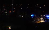 Wypadek przy McDonald na Morenie