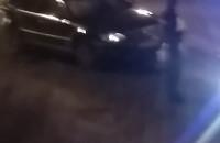 Policyjny pościg na Zaspie