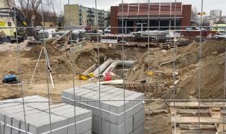 McDonalds pod falowcem na Przymorzu będzie większy, rozbudowują budynek