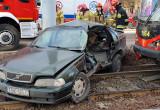 Kierowca już pod opieką lekarzy