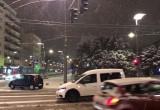 Zima wróciła do Gdyni