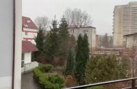 W Gdyni zaczyna padać śnieg