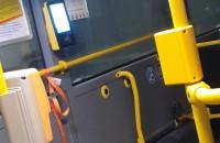 Słowackiego zablokowane. Autobus ...