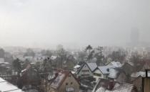 Śnieg na Przymorzu