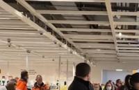 Umiarkowany ruch w Ikei
