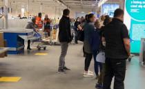 Ruch w Ikei