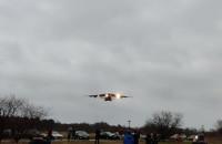 Antonov wylądował