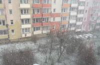 Śnieżyca na Witominie