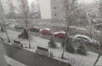 Zima wróciła na Ujescisko