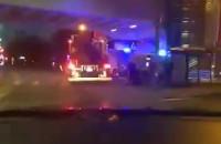 Wypadek przy stacji PKM Strzyża