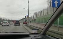 Skutki kolizji na Słowackiego