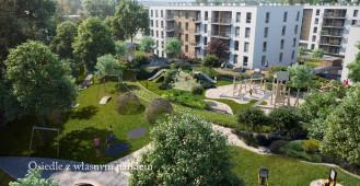 Osiedle z własnym parkiem - nowa inwestycja