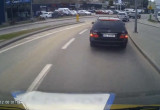 Nieoznakowany radiowóz. Przyłapali kierowcę na łamaniu przepisów