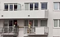 Piękna akcja strażaków