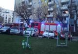 Leszczyńskich 3 wozy strażackie
