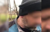 Sprzeczka podczas wycinki drzew w parku na Przymorzu