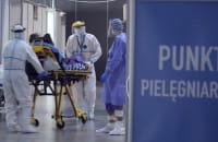 Szpital tymczasowy w Gdańsku działa od ponad miesiąca