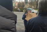 Protest pod siedzibą PiS w Gdańsku