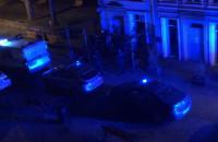 Policja w Havanie