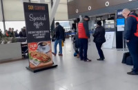Badania na koronawirusa na lotnisku w Gdańsku