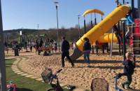 Oblężenie nowego placu zabaw