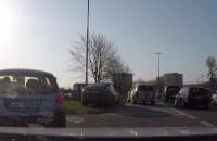 Wypadek, a kierowcy jak zawsze zdziwieni
