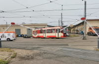 Pierwszy taki montaż szlabanów w Polsce!