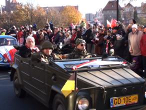 Parada Niepodległości 2011