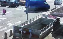 Poszukiwani sprawcy kolizji na parkingu