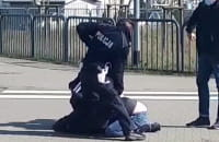 Interwencja policjantów w Letnicy
