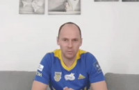 Rafał Siemaszko zagrzewa Arkę Gdynia do walki przed finałem Pucharu Polski