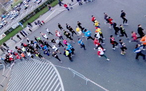 Biegacze opanowali Gdynię