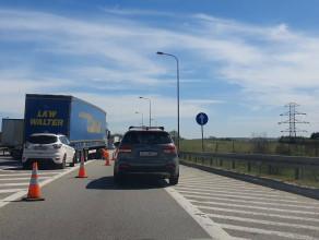 Prace drogowe na obwodnicy między Matarnią a Karczemkami