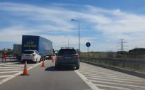 Prace drogowe na obwodnicy między Matarnią...