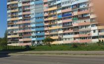 Sprzęt wojskowy na ulicach Przymorza