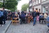 Tłumy na Lawendowej w Gdańsku
