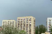 Burza nadciąga nad Gdynię