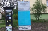 Płatny parking przy al. Niepodległości