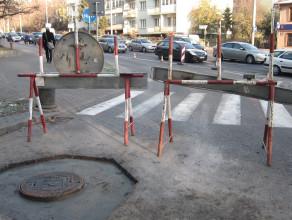 Studzienka wydłuża korek w Sopocie