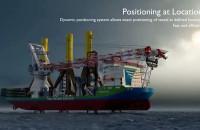 Statek dla HGO InfraSea Solutions