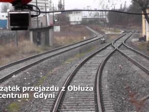 Miłośnicy kolei sprawdzili linię z Obłuża do centrum Gdyni