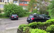 Pada deszcz na Witominie