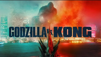 Godzilla vs. Kong - zwiastun