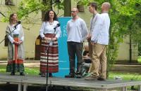 Występ na żywo w Oliwie