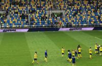 Arka Gdynia - Widzew Łódź 0:0