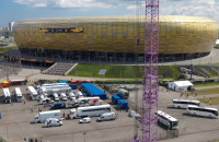 Stadion szykuje się na Finał Ligi Europy
